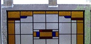 Glas-in-lood raamhangers