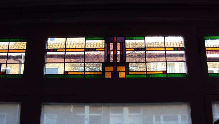 Glas in lood Soest